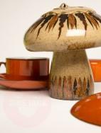 Retro Mushroom Coffee-Time Gift Box €95,-