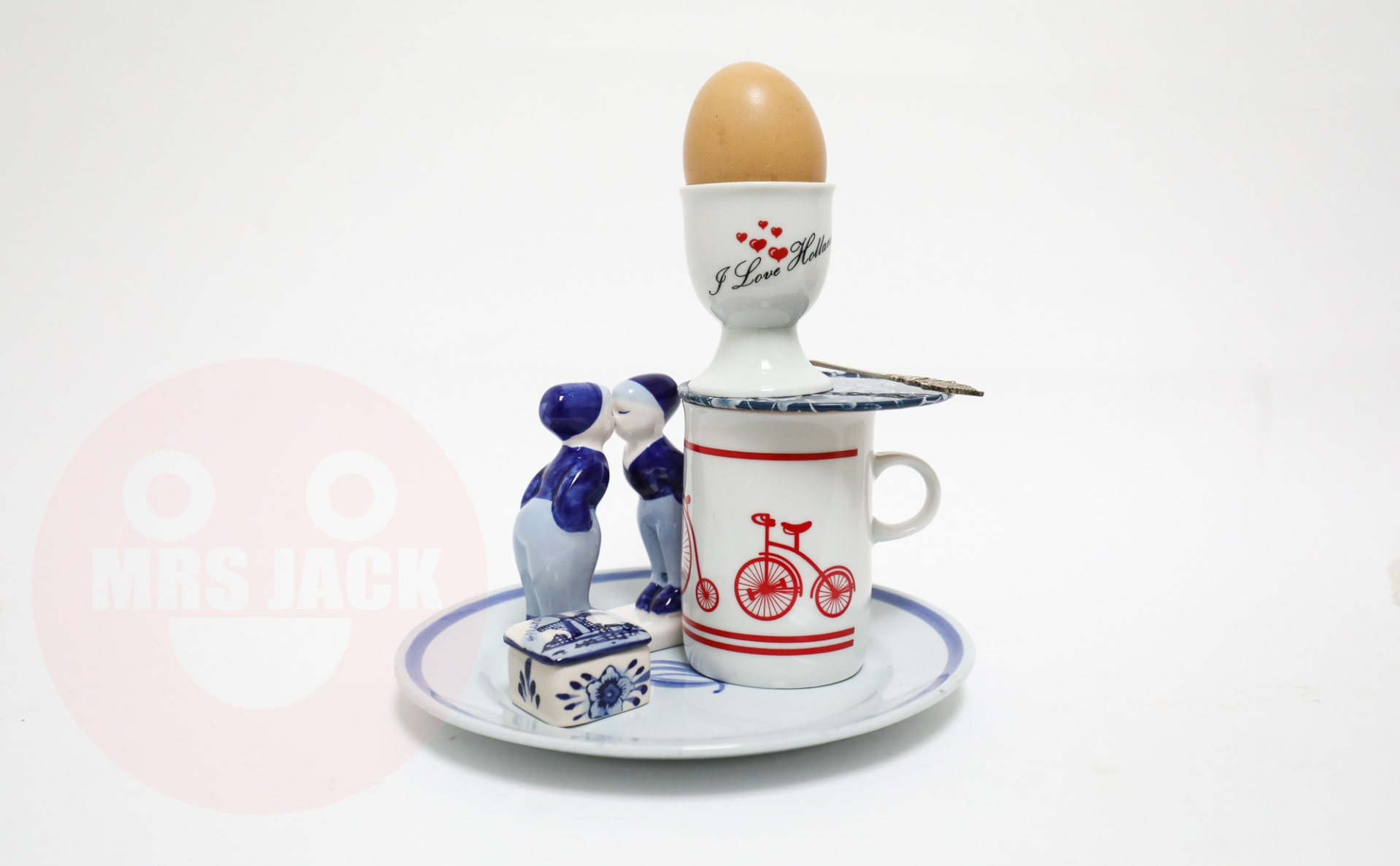 holland breakfast set