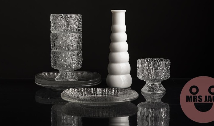 TABLESCAPE CLEAR GLASS