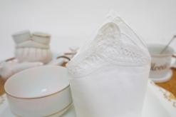 cotton lace napkin