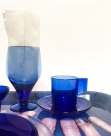BLUE SURREAL BREAKFAST TRAY €95