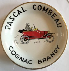 Additional dish: vintage Pascal Combeau advertising