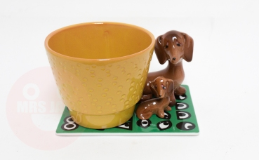 HOME DECOR WITH DACHSHUNDS