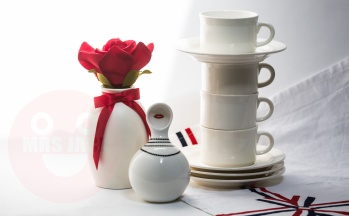 I LOVE YOU COFFEE SET
