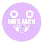 mrs jack mother's day