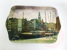 TULIPS FROM AMSTERDAM SOUVENIR TRAY