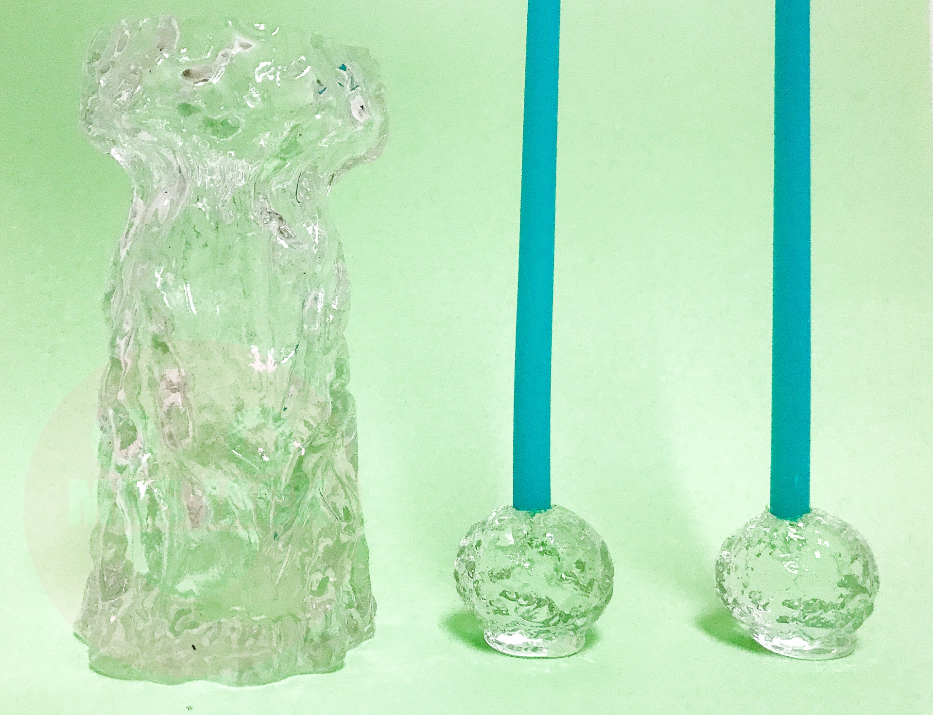 BRUTALIST GLASS GIFT-SET